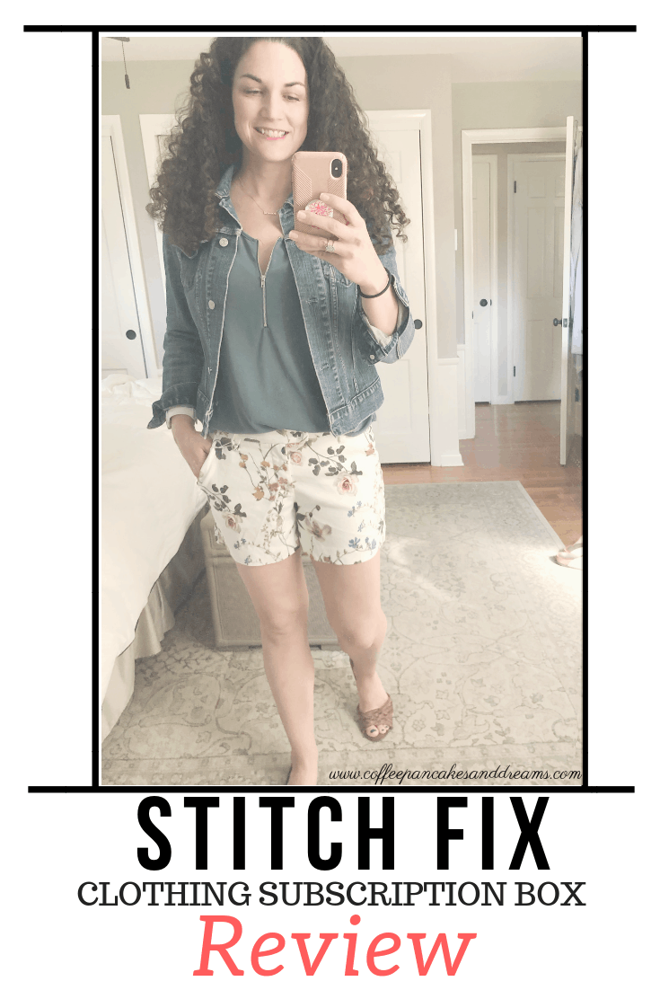 Stitch Fix Unboxing May 2019 #review #subscriptionbox #womensstyle