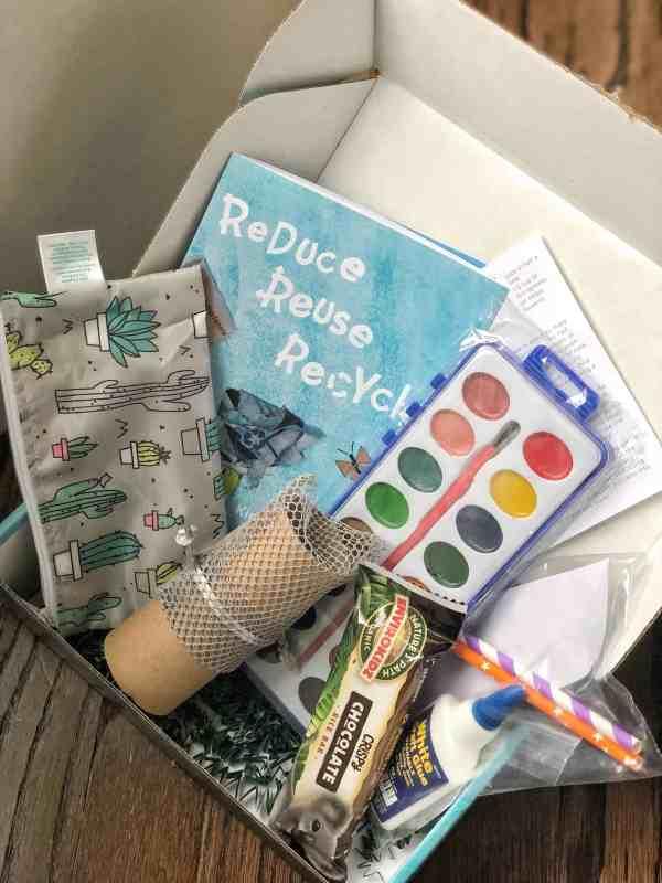 best subscription box for kids 2019 #crafts #art #affiliate #kidsnightinbox