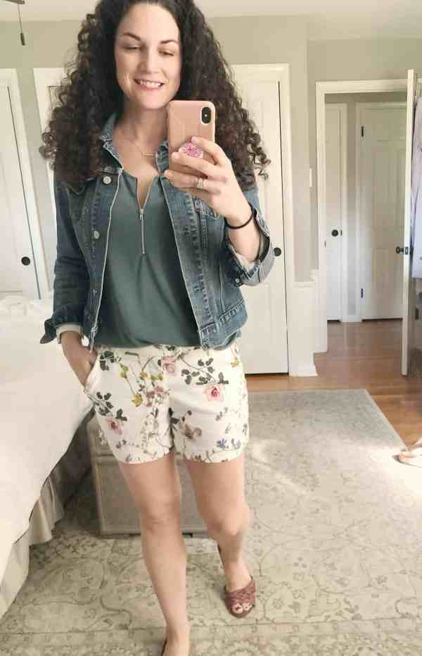 Stitch Fix Review May 2019 #summeroutfitideas #momstyle #springfashion