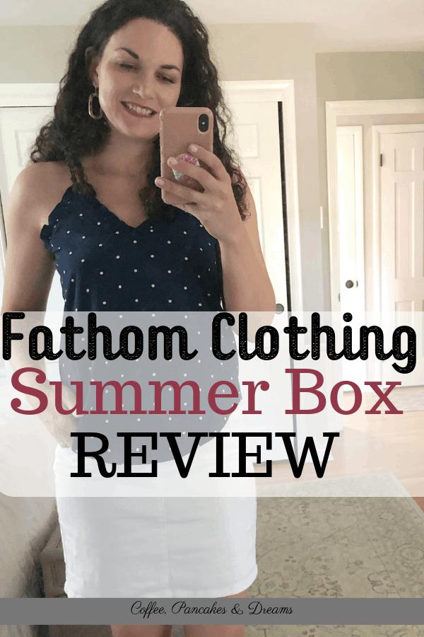 Fashom Clothing Box #stitchfix #style #trendsend #summer