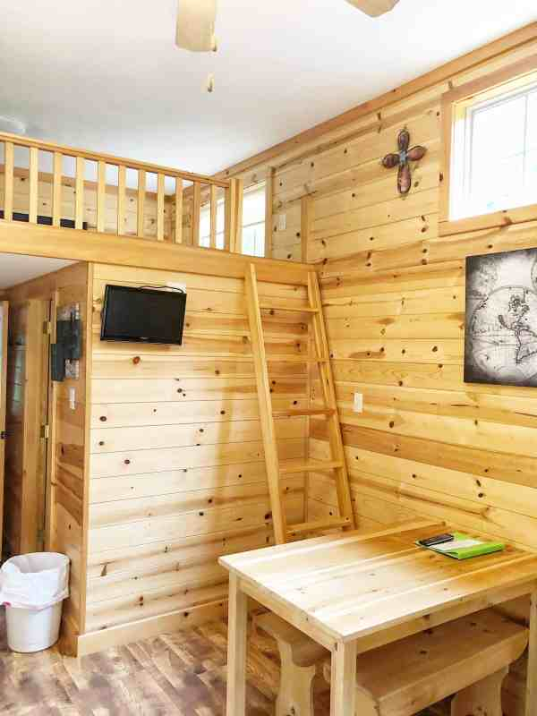 cabins at jellystone park kozy rest