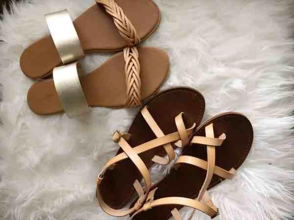 Target summer sandals 2019