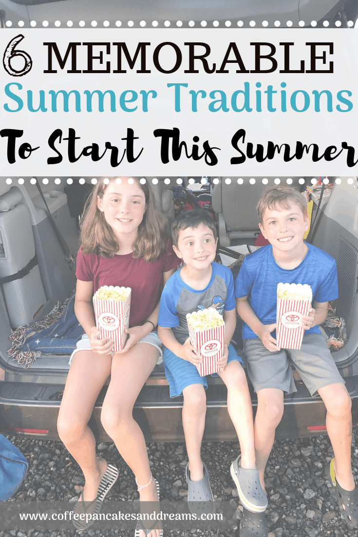 What to do with your kids this summer #summerfunlist #traditions #inexpensive