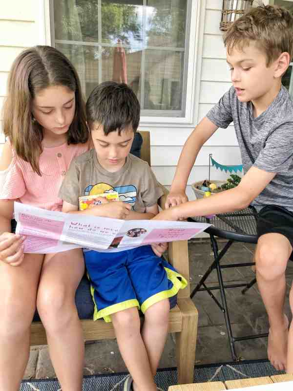 Learning about money with Kids Night in Box #2019 #subscriptionbox