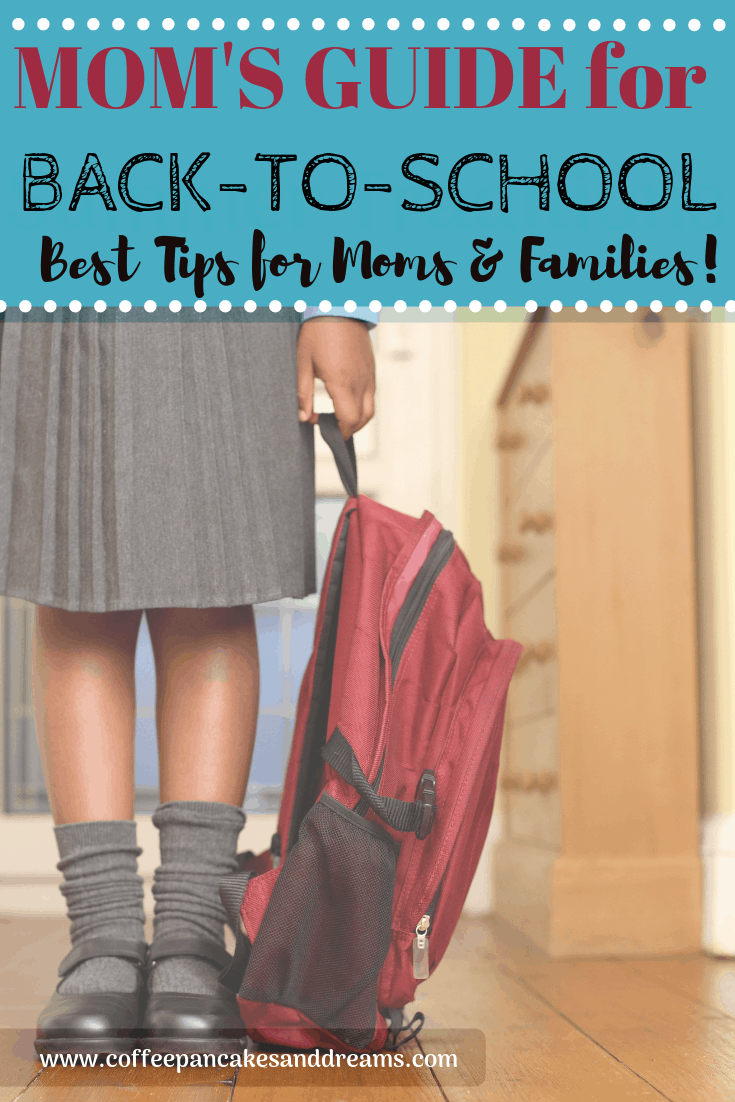 Best Tips and Hacks for Back-to-School #family #kids #firstdayofschool