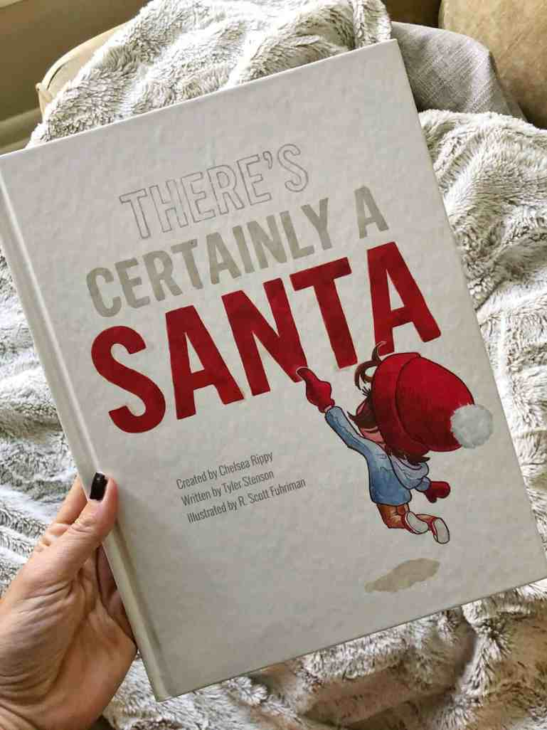 talking to your kids about santa #christmas #books #elf
