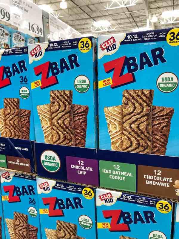 Best Costco Snacks for Kids #healthy #easy #schoollunches