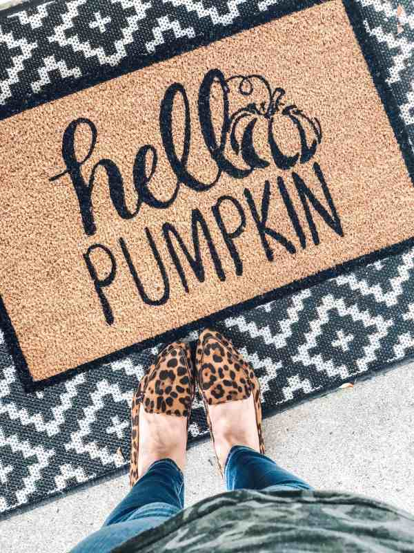 Friday Favorites: Adorable Fall Doormat, Fall Finds and