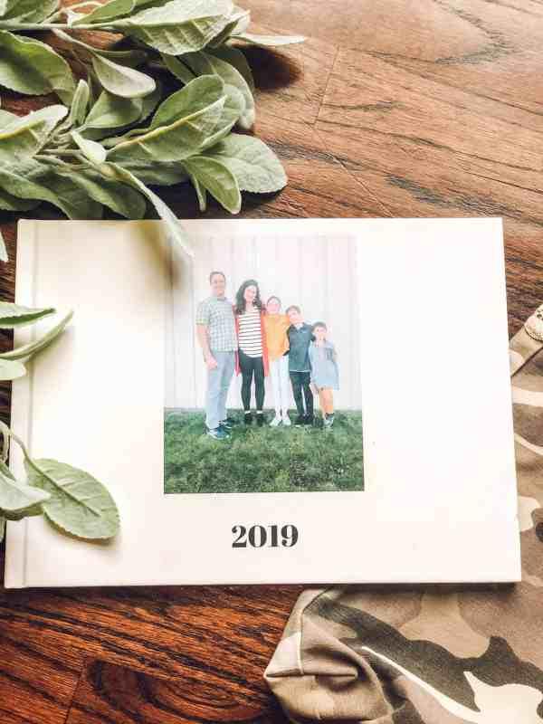 Yearly Family Photo Alblum