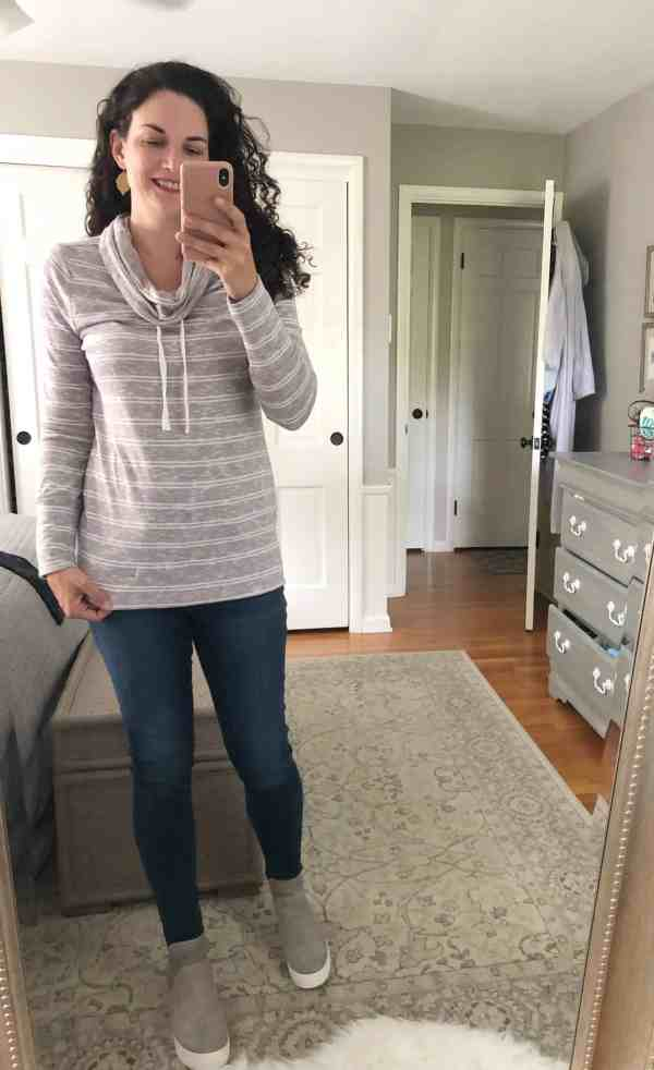 Fall Stitch Fix 2019 Unboxing #style #mom #tops
