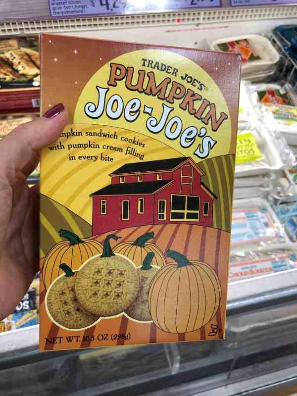Fall Favorites at Trader Joe's #shoppinglist #snacks #treats #fallrecipes