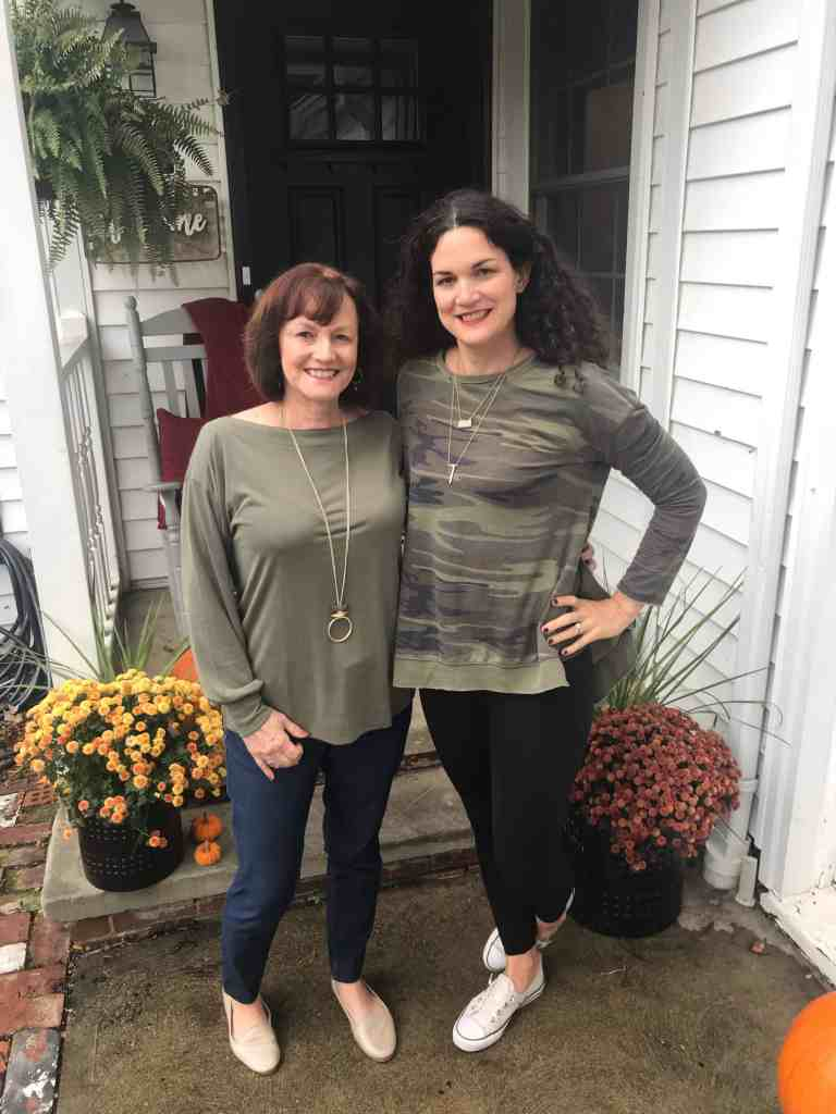 fall shopping trip recap #motherdaughter #fallfashion