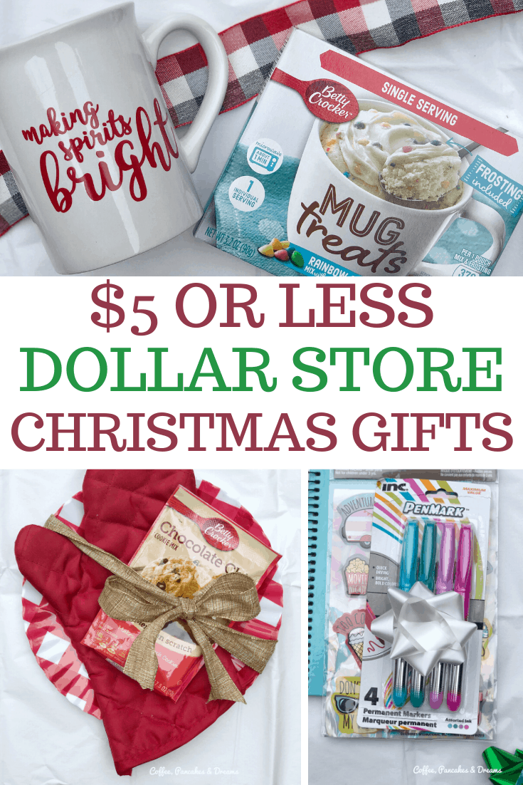Dollar Tree Christmas Gift Ideas