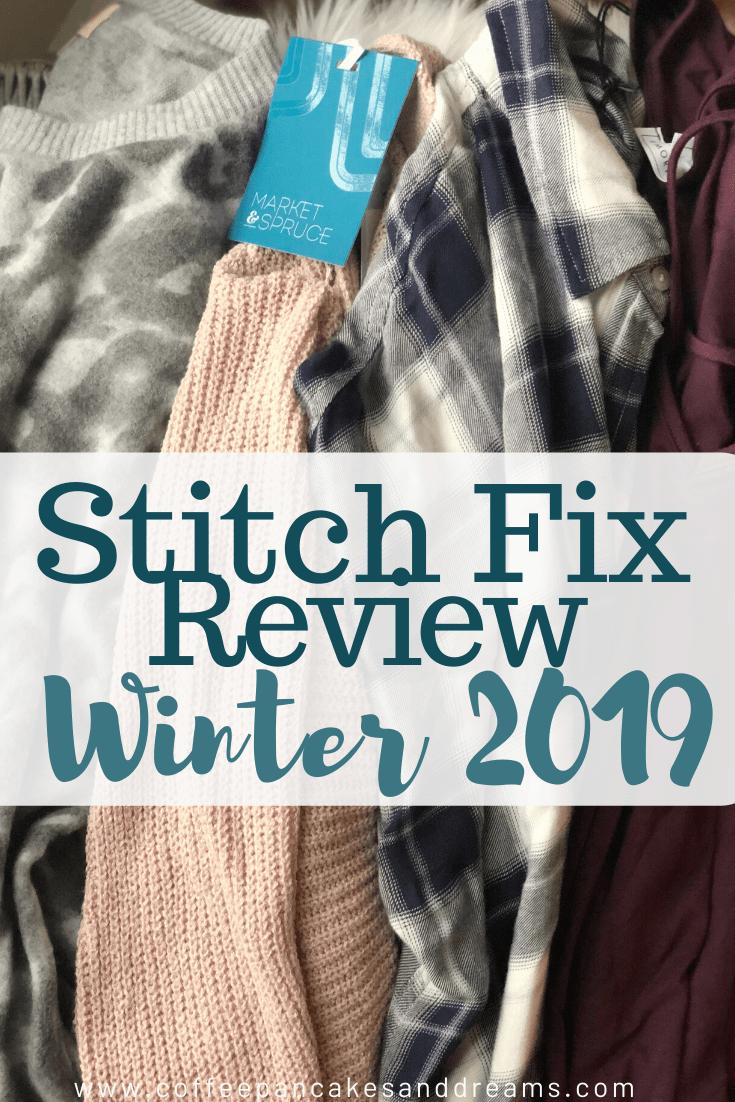 Stitch Fix Winter 2019 Review Coffee, Pancakes & Dreams