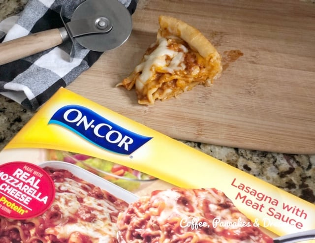 On Cor Lasagna Recipe