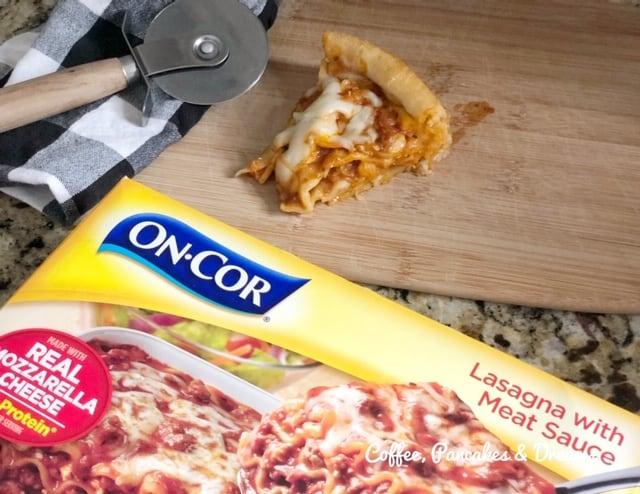 On Cor Lasagna Recipe