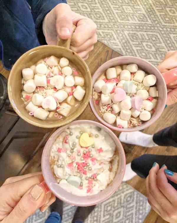 Valentine's Day Hot Cocoa Recipe