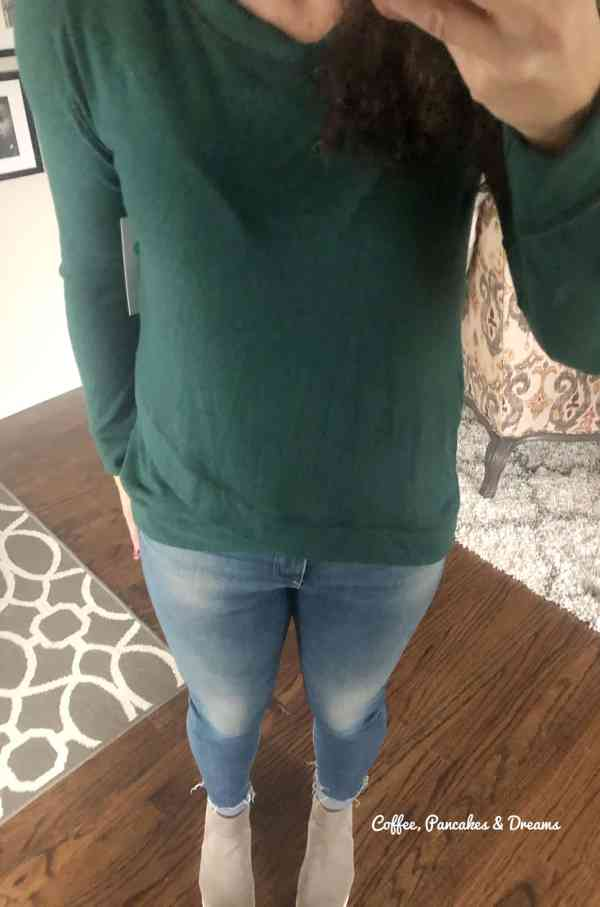 Stitch Fix Winter 2020 Unboxin