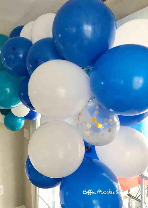 How to make a cheap DIY balloon garland