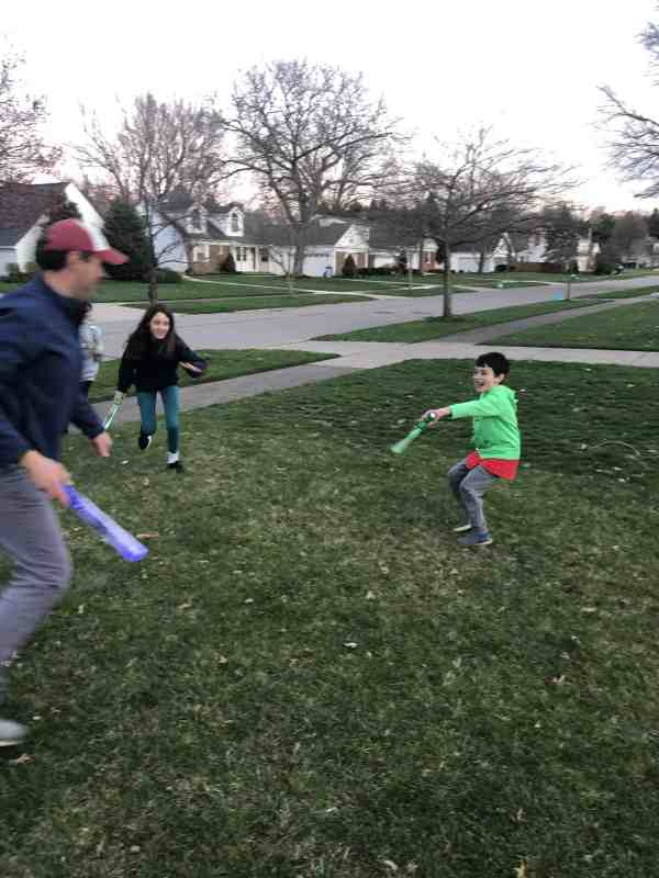 Outdoor Games for Family