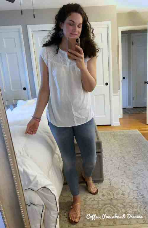 Stitch Fix Light Washed Jeans
