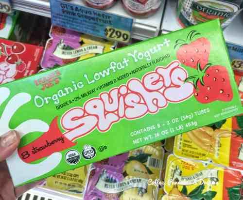 Trader Joe's Snacks for kids