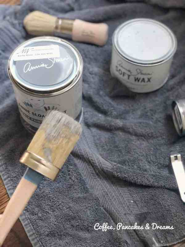 Annie Sloan Paint Brush Recommendation