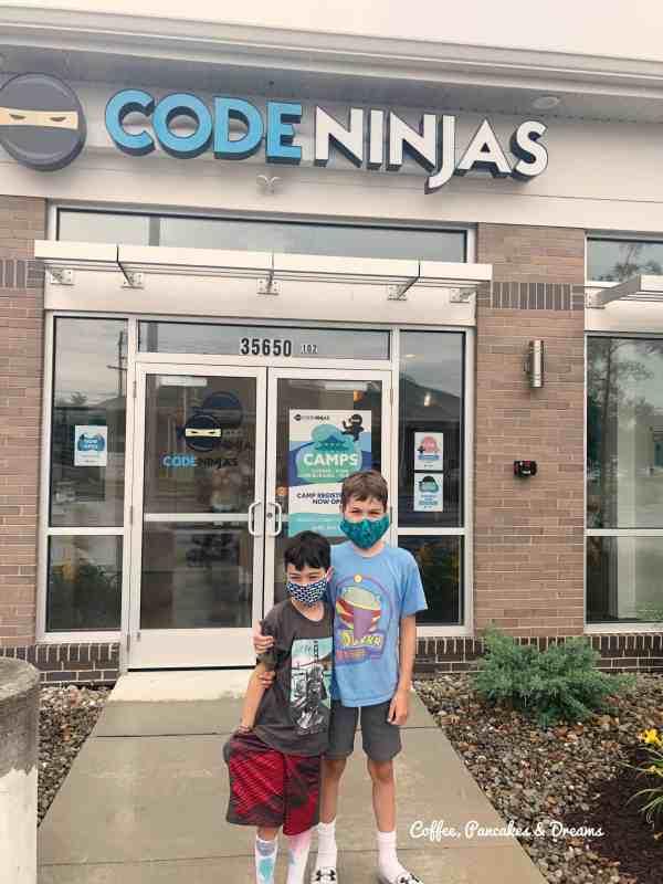 Code Ninjas Summer Camp