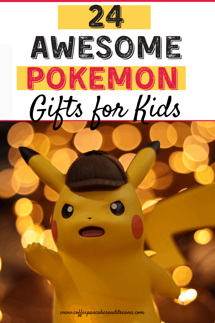 Pokemon Gifts for Kids #birthday #christmas #holiday #tweens #boys