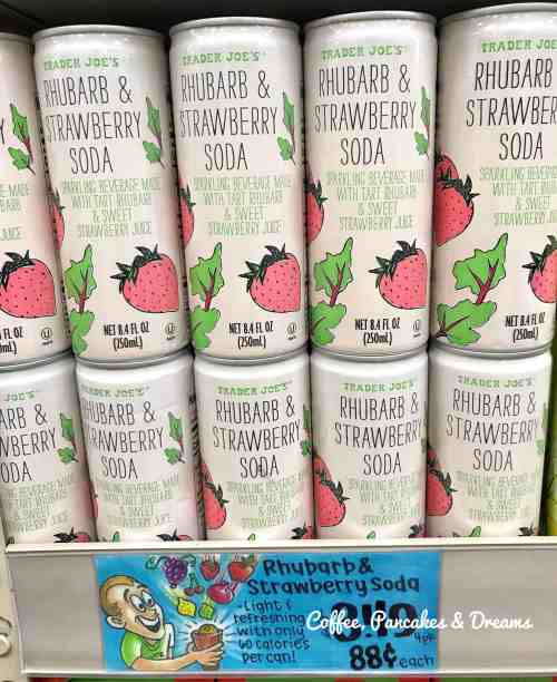 Summer Drinks at Trader Joes