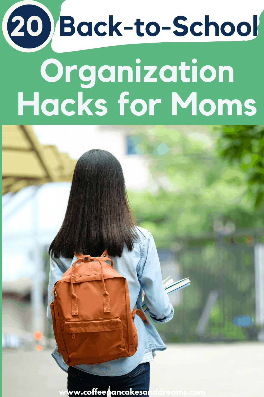 Back to School Organization Tips for Moms #schooltips #1stdayofschool #schoolorganization #checklist