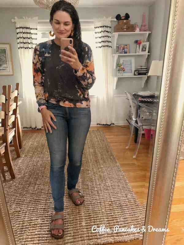Fall Evereve Trendsend Outfit