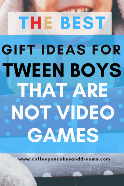Toys for 11 Year Old Boys that are not video games #christmas #tweens #tweenboy
