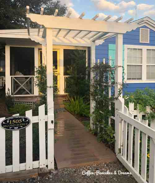 Blue Crab Cottage at Tybee Island