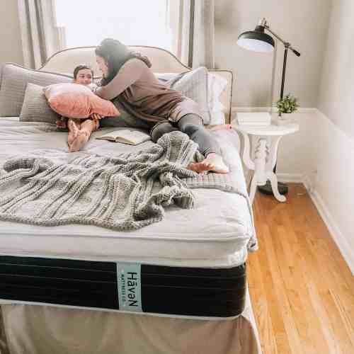 How to Create a Cozy Bedroom #havenmattress #gifted #neutralbedroomdecor