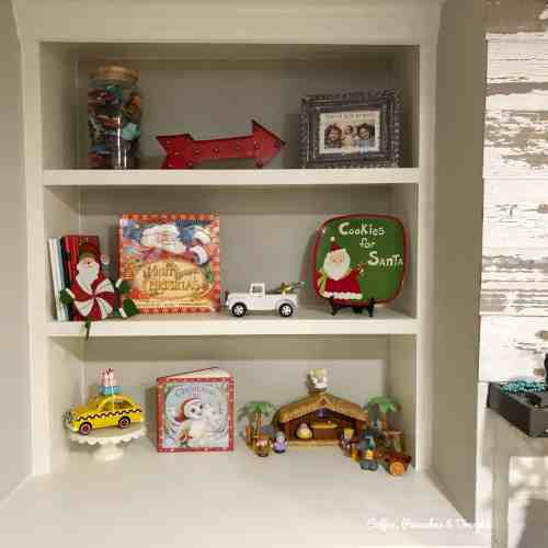 Christmas Kids Room Decor Ideas #playroom #children #fun