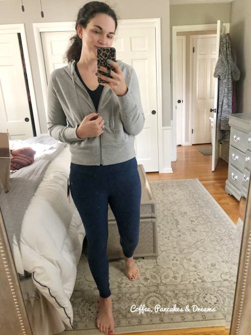 Winter Wantable Edit Review #february2021 #athleisure #subscriptionreview