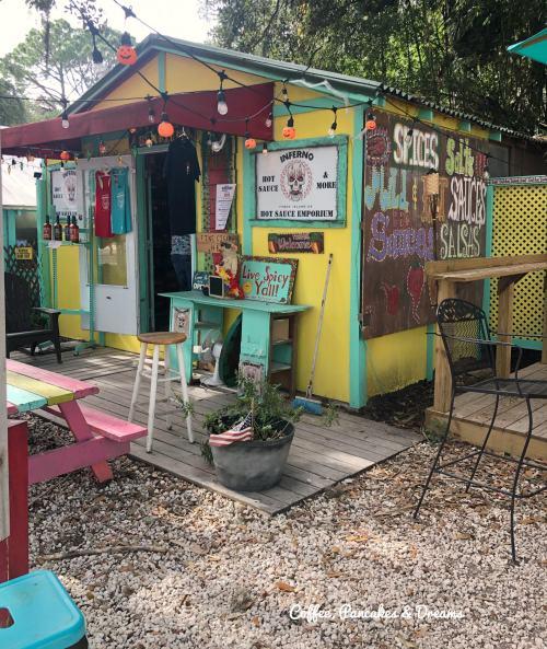 Shopping on Tybee Island Georgia