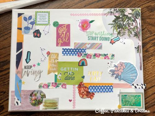 How to Create Vision Boards with Kids #mindfulness #goalsetting #visionboards2021