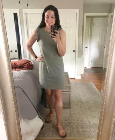 Summer Ruffle Dress