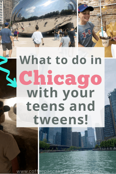 10 Top Things to Do in Chicago with teens and tweens