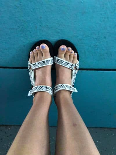 best teva sandals