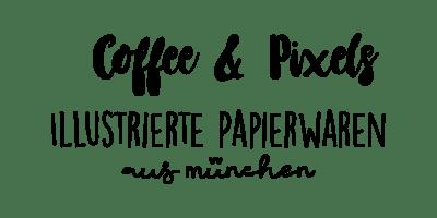 Coffee & Pixels – Illustration & Graphic Design
