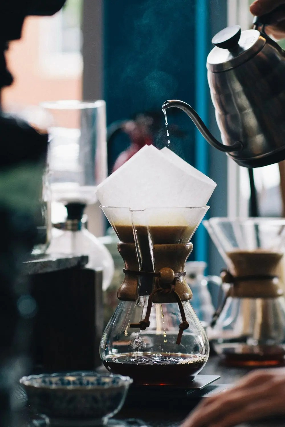 Top Coffee Trends of 2021