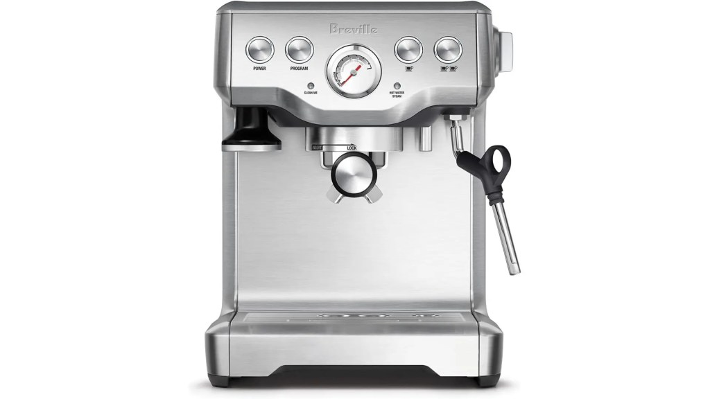 "Breville BES840XL Espresso Machine - ""The Infuser"""