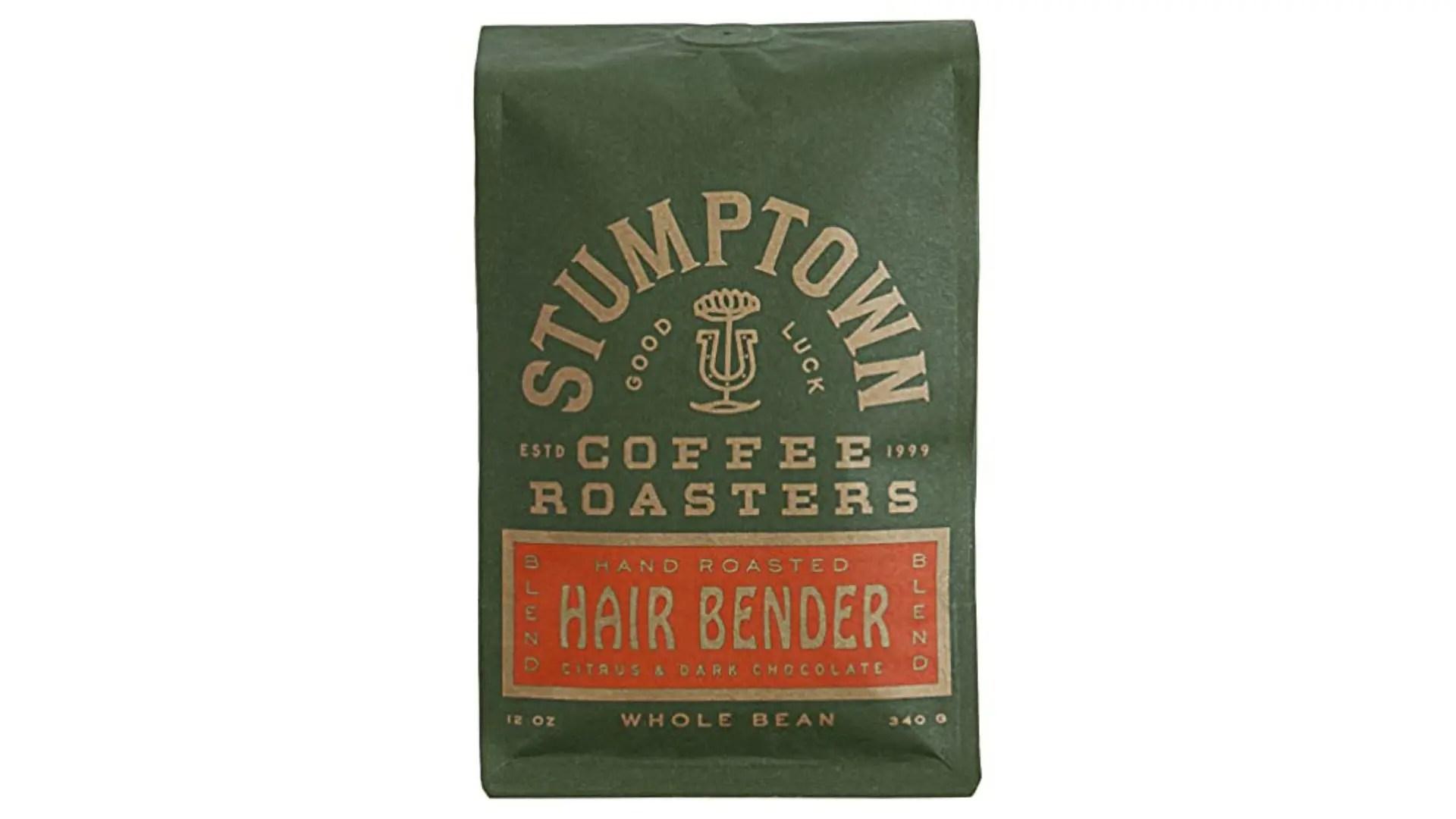 Stumptown Hair Bender - best espresso beans