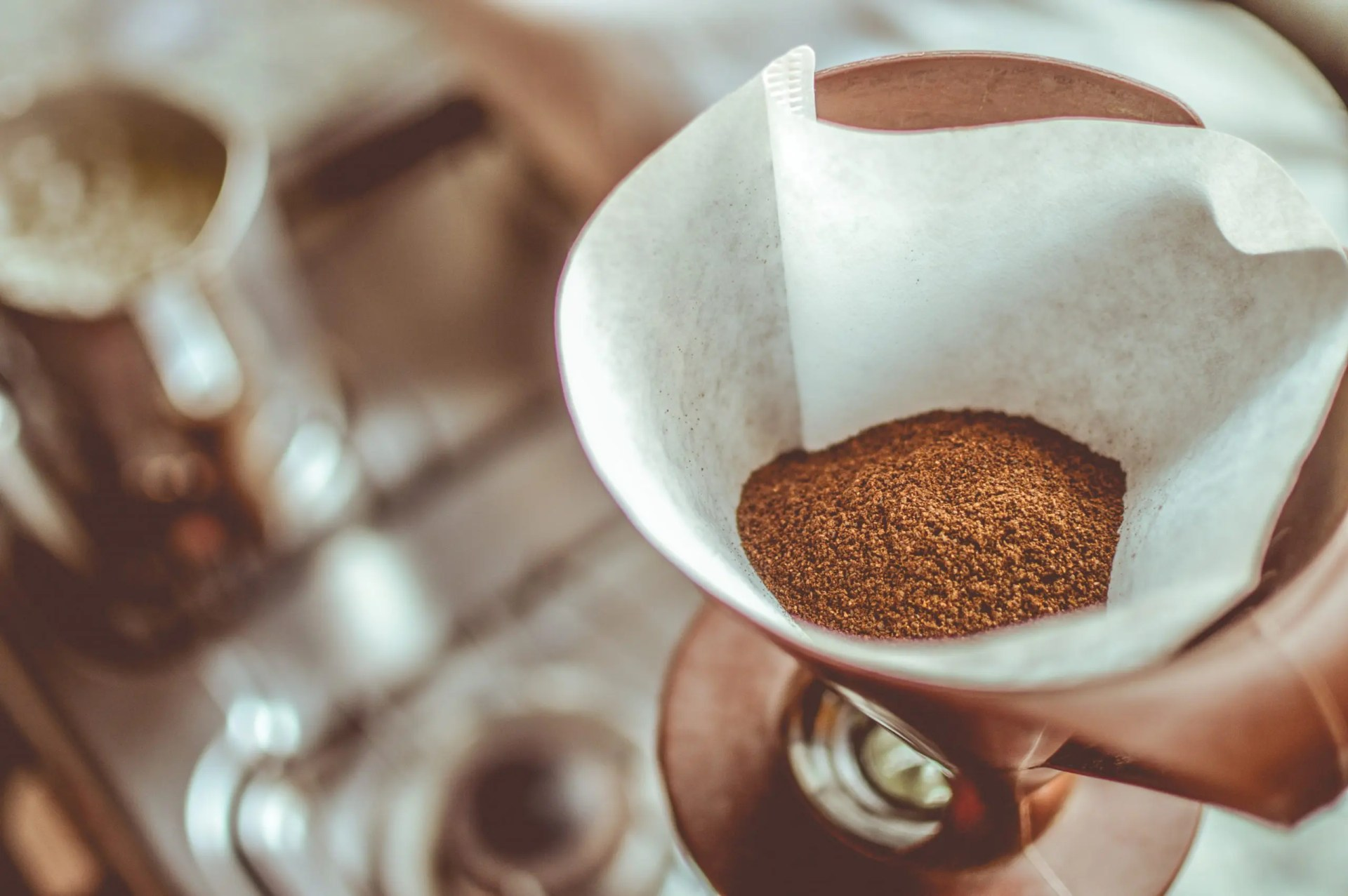 coarse grind in a coffee maker