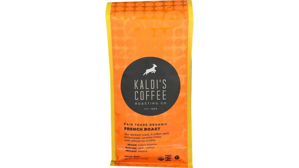 Kaldis Coffee French Roast Fair Trade Organic, 12 Ounce