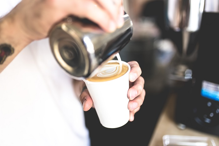 coffee shop budget