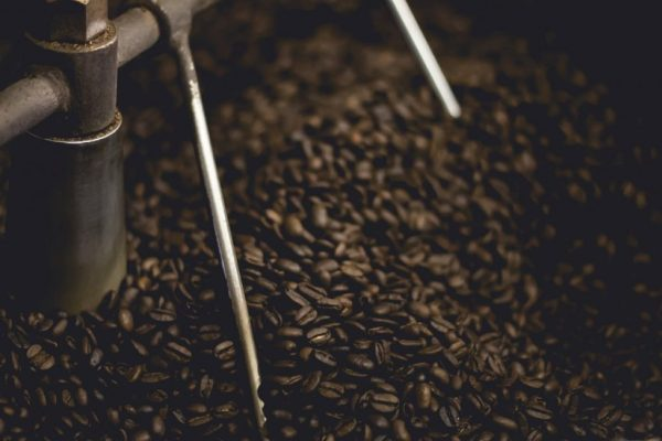 coffee business with no money, set up a coffee roasting business